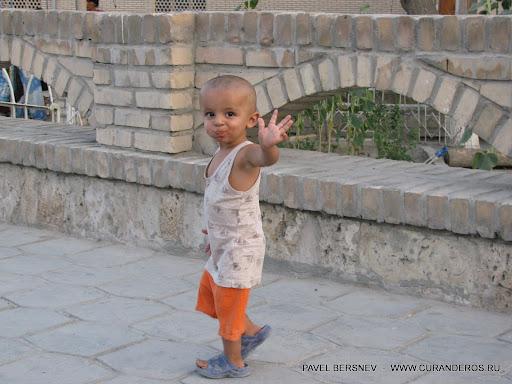 узбекские дети