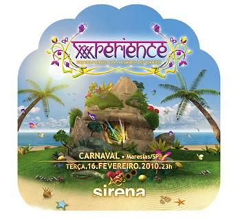 XXXperience Sirena Maresias
