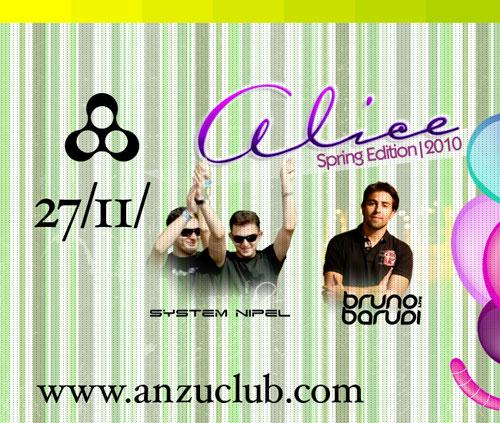 Alice Spring Edition 2010 - Anzu Club
