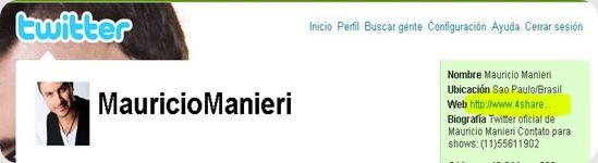 twitter mauricio manieri