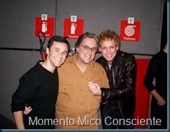 Marcelo, Leão Lobo e Ricky Vallen