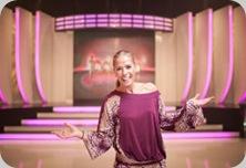 Grava‹o do piloto do novo programa da apresentadora Adriane Galisteu nos estœdios da rede Band de televis‹o. Foto: Na Lata