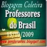 """Blogagem coletiva """"Professores do Brasil"""" do blog Ponderantes"""