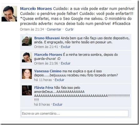 Celitu: Meu Facebook