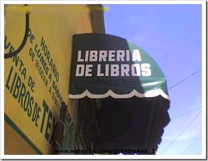 Livraria de Livros? Revistaria de Revistas!