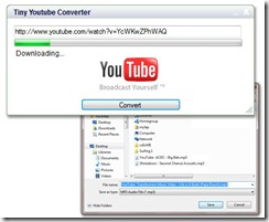 Tiny YouTube MP3 Converter: Convert YouTube Videos to MP3 songs