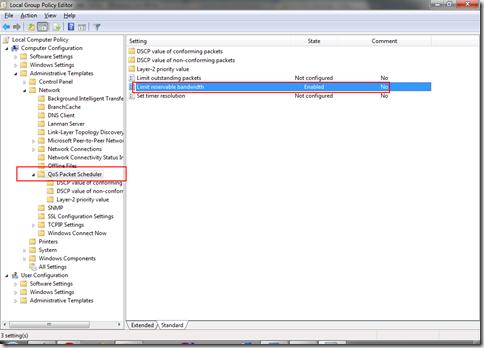 Ways to Increase Internet Speed: Windows 7, Vista, XP