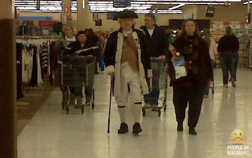 Coisas que você só vê... no Wal-Mart - Parte 3
