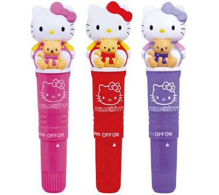 8. - Vibrador da Hello Kitty