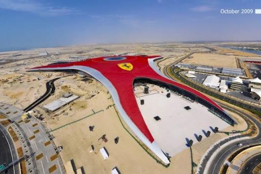 Parque temático da Ferrari