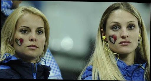 Musas da Copa do Mundo 2010 - Despedida