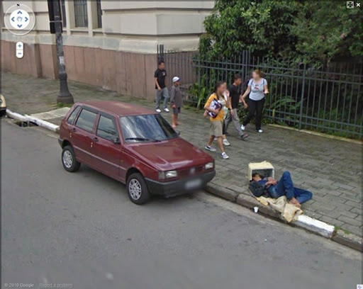 Flagras do Google Street View - Parte 2