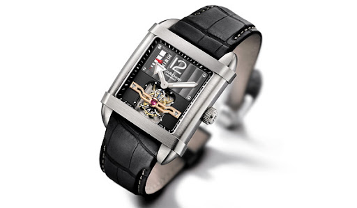 22. JeanRichard - Paramount Tourbillon Linear Power Reserve (128 mil dólares)