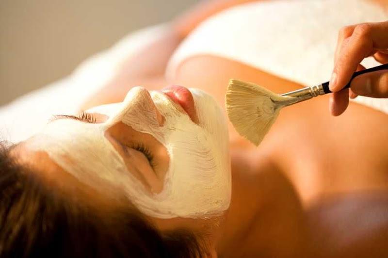 7.Tratamento facial com fezes de rouxinol