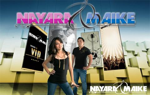 Pop sertanejo - Dupla Nayara & Maike