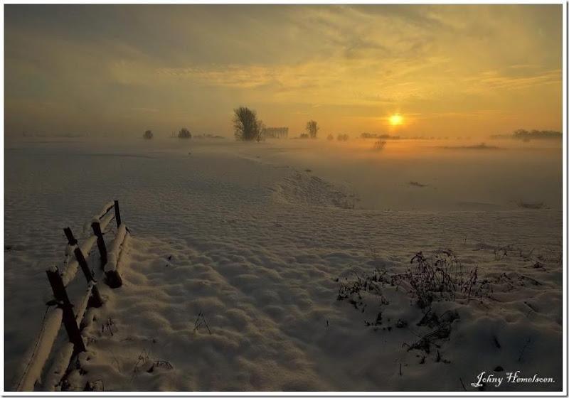 Winter in my Region Johny hemelsoen