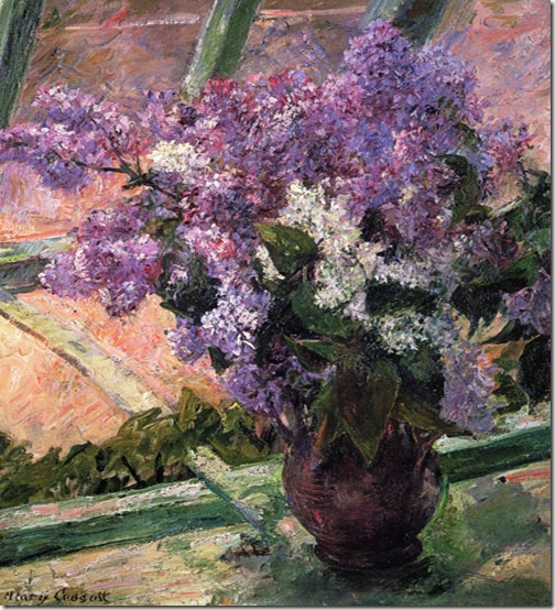 Lilacs-in-a-Window-Mary-Cassatt