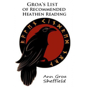 Groa List Of Recommended Heathen Reading Cover