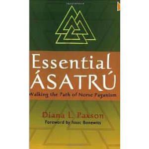 Essential Asatru Walking The Path Of Norse Paganism Cover