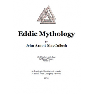 Eddic Mythology Cover
