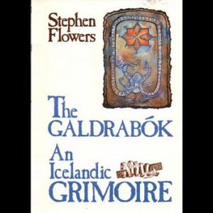 The Galdrabok An Icelandic Grimoire Cover