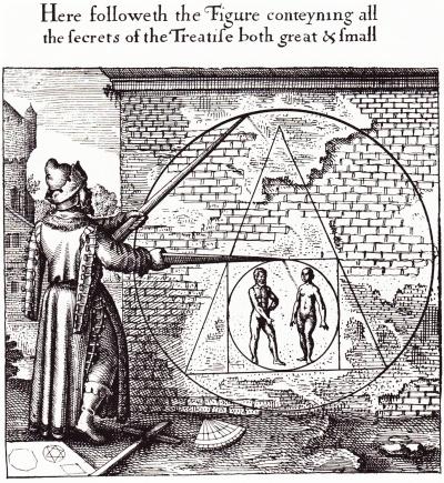 Emblema Xxi Of Michael Maier 1618 Atalanta Fugiens Cover