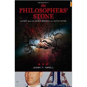 The Philosophers Stone Alchemy And The Secret Research For Exotic Matter Cover