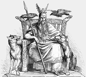 Odin Odin And Jesus | RM.
