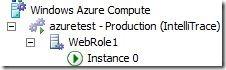 azure-instance-running