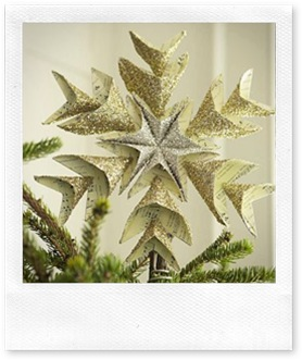 1_star tree topper christmas ornament