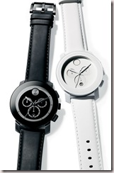 movado bold chrono watch