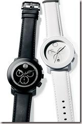 movado bold chrono watch