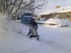 Snöslunga