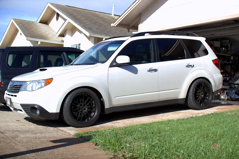 Subaru forester owners forum view single post 39 09 39 13 18x10 38 fitment on sh