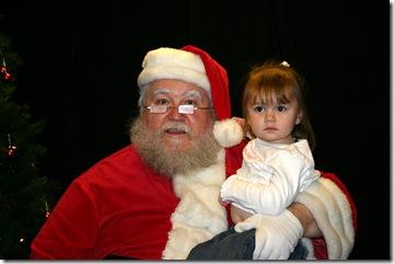 Santa and Elise