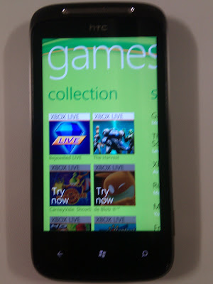 Xbox live games collection and store