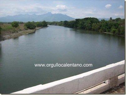 Vista rio balsas