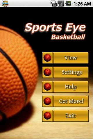 Sports Eye - NCAA Lite