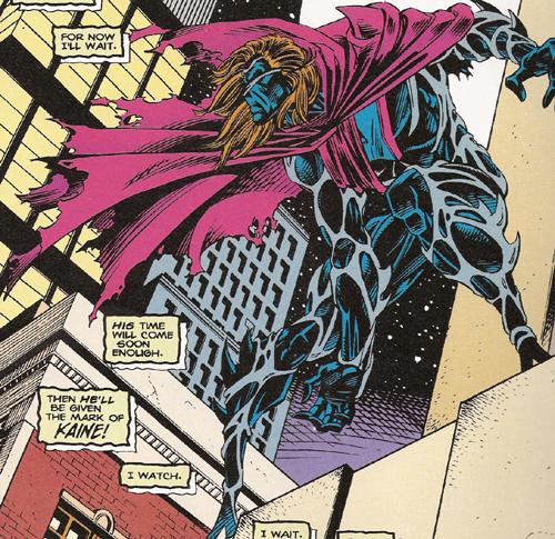 Kaine by Tom Lyle in Spider-Man #53