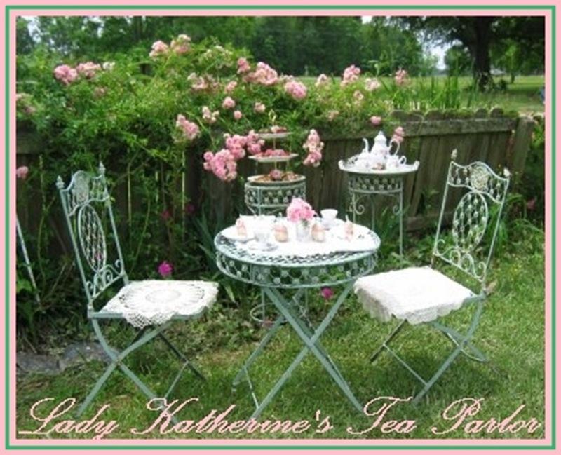 Lady K's Tea Parlor