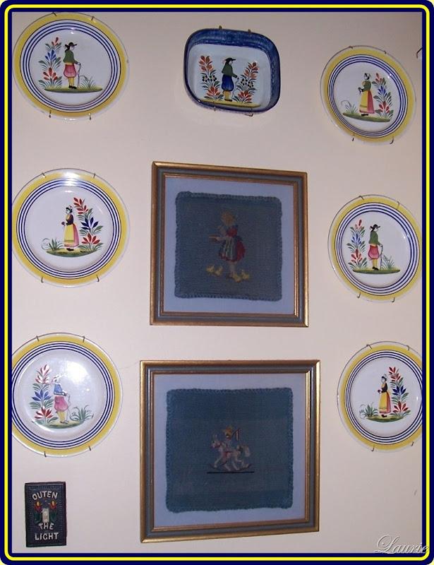 framed quimper