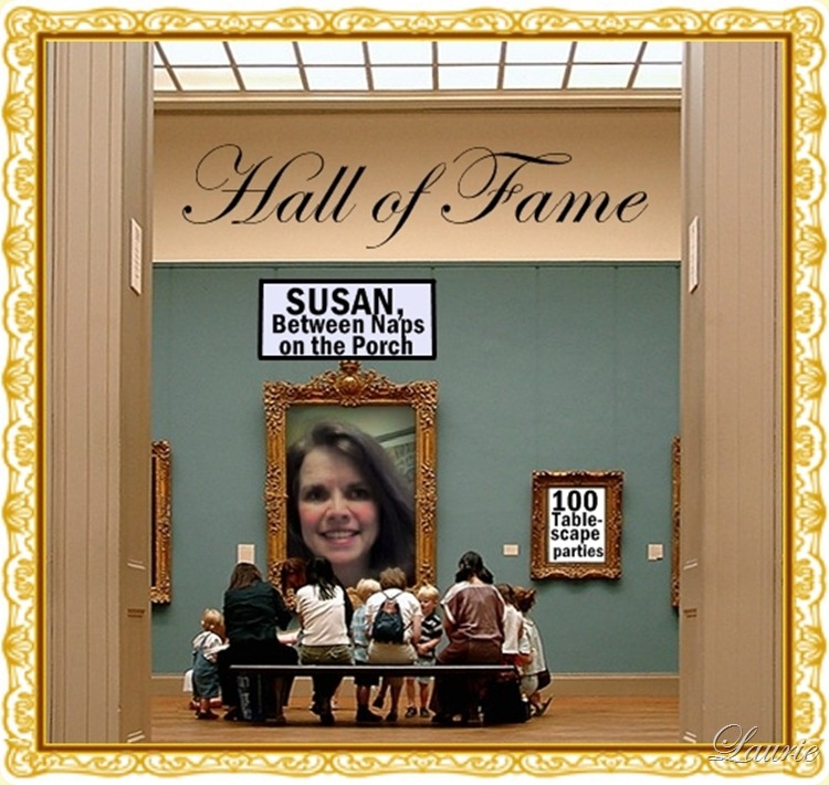 Susan hall of fame