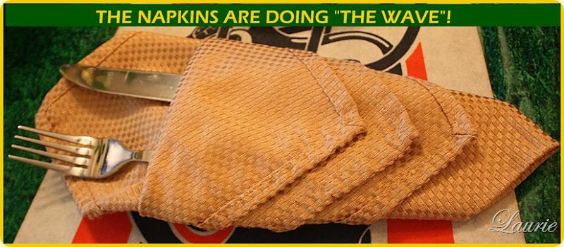 napkin WAVE