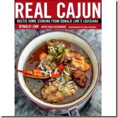 real cajun book