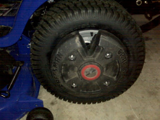 Sears Craftsman Wheel Weights : Mytractorforum the friendliest tractor forum and
