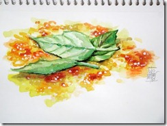 Pizza aquarela Celso