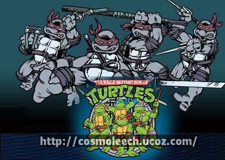 Χελωνονιτζακια - teenage mutant ninja turtles - s08e09
