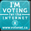 Vote for the Internet