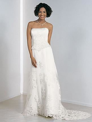 Alfred Angelo wedding dress