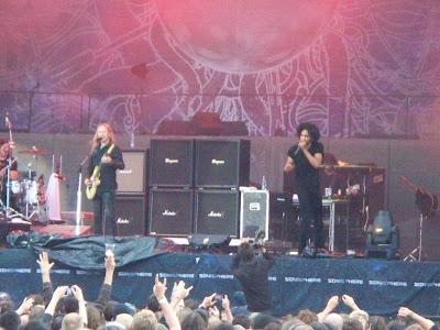 Alice In Chains @ Sonisphere Festival, Letiste Milovice, 2010.06.19.